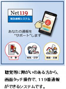①-2net119緊急システムの種類(図)